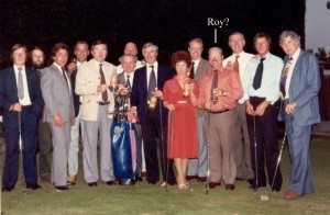 GREIG, Roy 02 Wanstead Golf Club